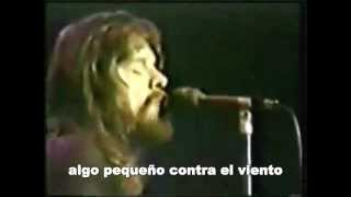 Bob Seger - Against the wind - subtitulado en castellano