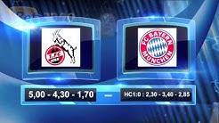 1. Bundesliga - 34.Spieltag - Quoten-Tipps von BET3000.COM