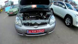 Редкая Toyota Yaris 2003 года