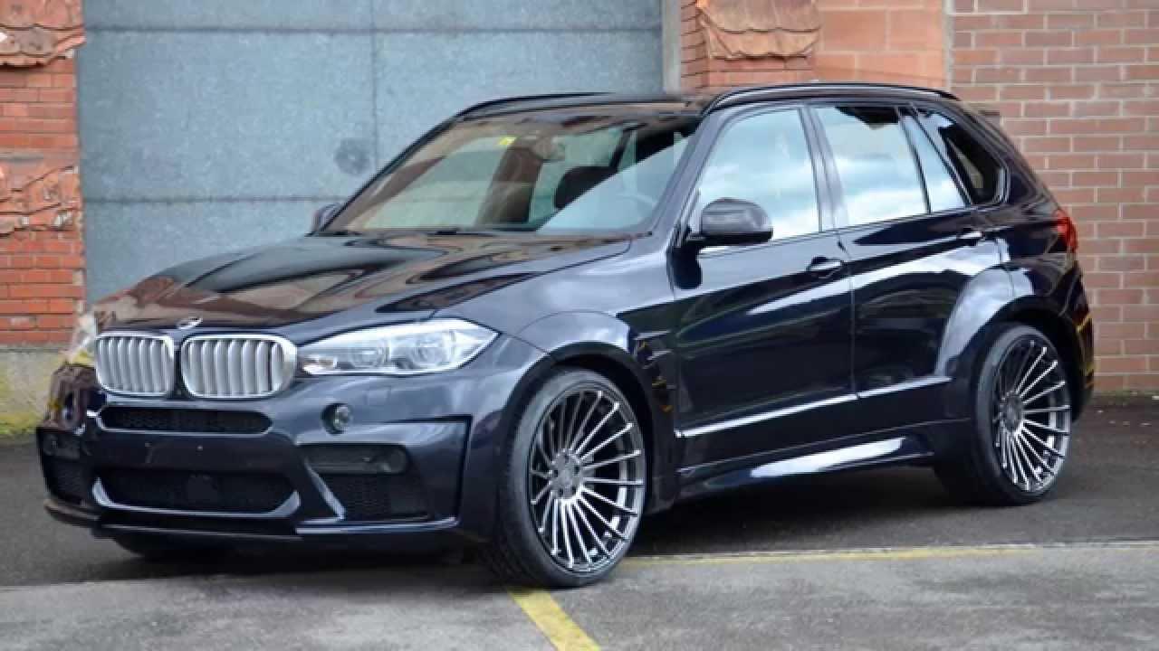 Hamann Bmw X5 M50d Tri Turbo 3 0l Turbocharged Diesel 462 Horsepower 23 Inch Alloy Wheels Youtube
