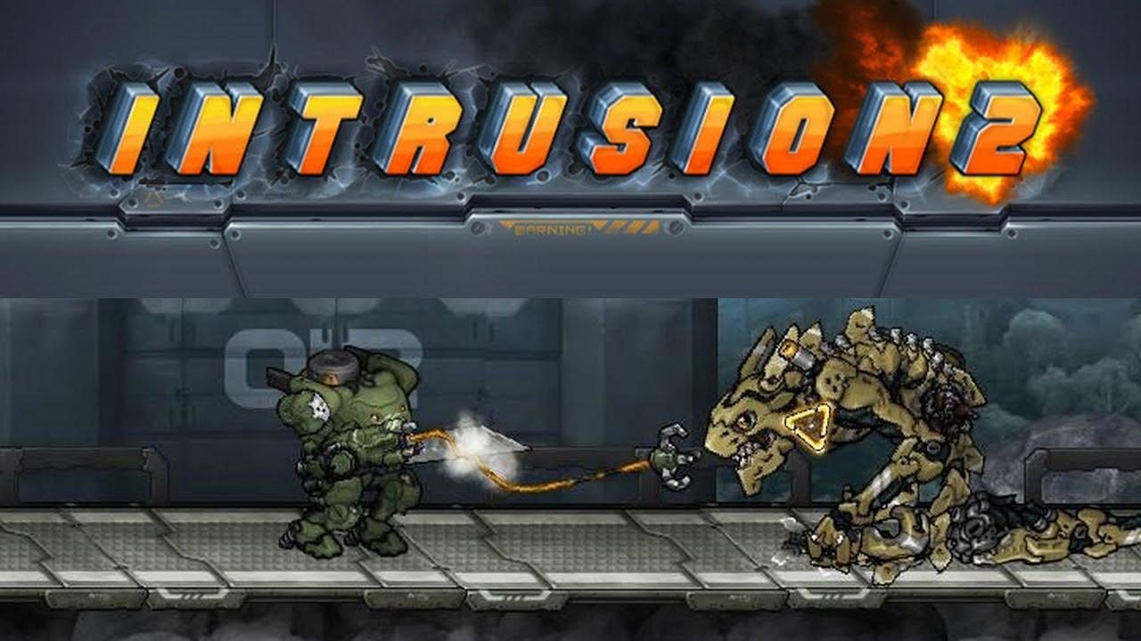 intrusion 2 gameplay hd youtube