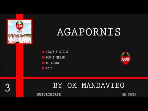 AGAPORNIS - Don't Speak