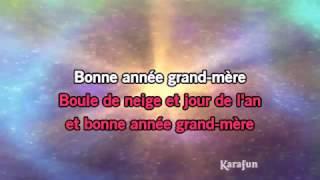 Karaoké Vive le vent - Henri Salvador *