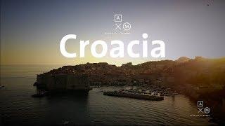 Llegué a Croacia! 4k Alan por el mundo