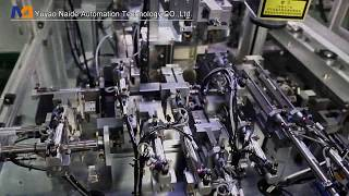 auto parts assembly machine