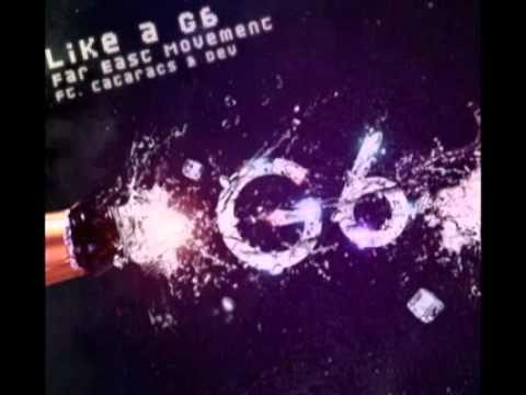 Like a g6 (piano remix)  2011