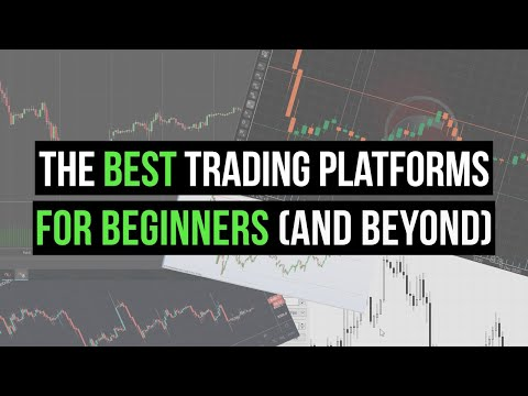 Best trading platforms for beginners as well as experienced trades  The honest opinion of a successf