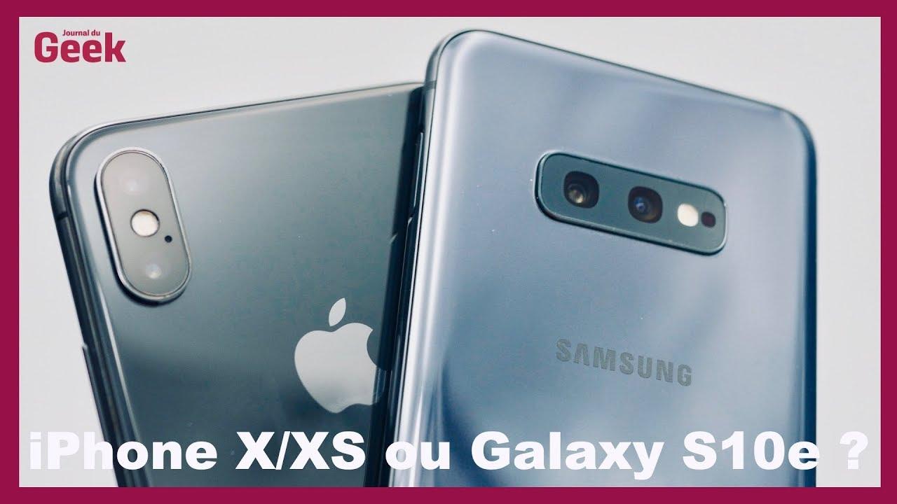 a4c4f7e56ced2 Amazon Prime Day : le Samsung Galaxy S10e 128 Go à 459 euros ! | Journal du  Geek