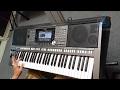 I Will Always Love You - Covered Whitney Houston on Yamaha PSR S970