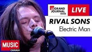 Rival Sons Electric Man Live Du Grand Journal