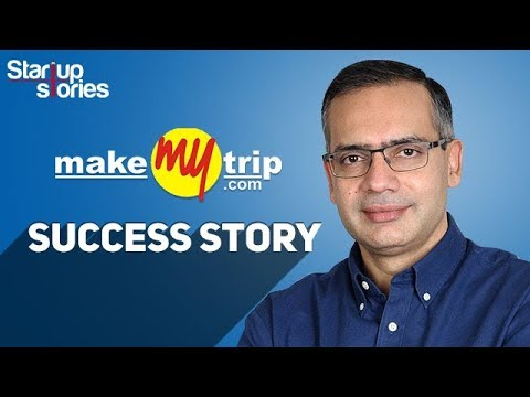 MakeMyTrip Success Story   Deep Kalra Biography   Deep Kalra Success Story   Startup Stories