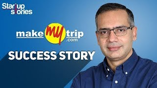 MakeMyTrip Success Story | Deep Kalra Biography | Deep Kalra Success Story | Startup Stories