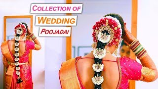 Different Collection of Wedding Poojadai For Brides   Fashionist   TBG Bridal Store