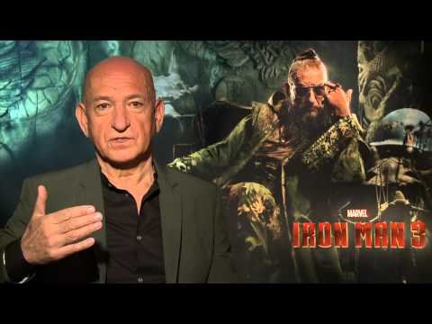 IRON MAN 3 Exclusive Cast Interviews: Gwenyth Paltrow, Don Cheadle, Sir Ben Kingsley, Guy Pearce