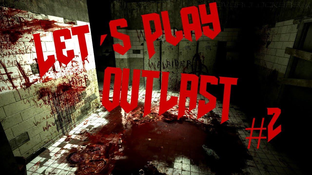 ICH PISS MIR IN DIE HOSE !!!! OUTLAST #2 - YouTube
