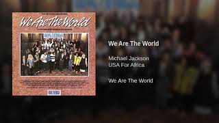 Michael Jackson Usa For Africa We Are The World.mp3