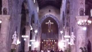 Католическая свадьба Палермо 2012