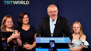 Australia Election: Scott Morrison set to remain prime minister