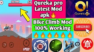 QUREKA PRO LATEST MOD APK||NO BAN 100% WORKING||TODAY....