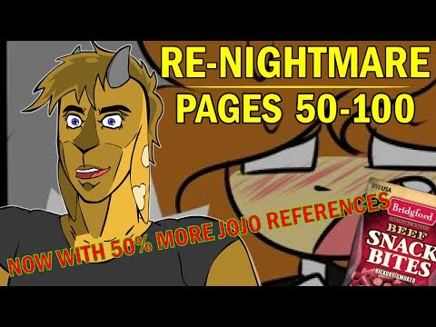 Reading Re-Nightmare - | PART 2 | - Sleepy Tendency