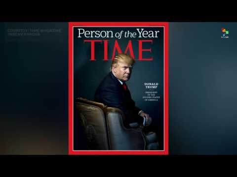 Donald Trump Is Time Magazine
