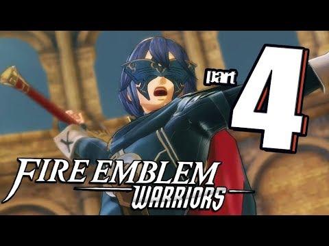 Fire Emblem Warriors - Walkthrough Part 4 Hero King Returns! (English) co op Gameplay