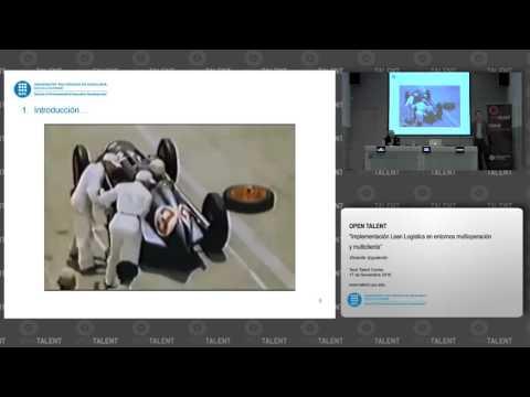 Open Talent: Implementación Lean Logistics en entornos Multioperación y Multicliente | UPC School