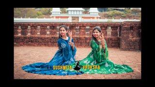 Bhare Naina   Ra. one   Semi Classical   Dance Choreography   Sushmita and Vruksha