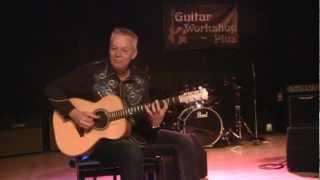 Tommy Emmanuel at Guitar Workshop Plus 2012