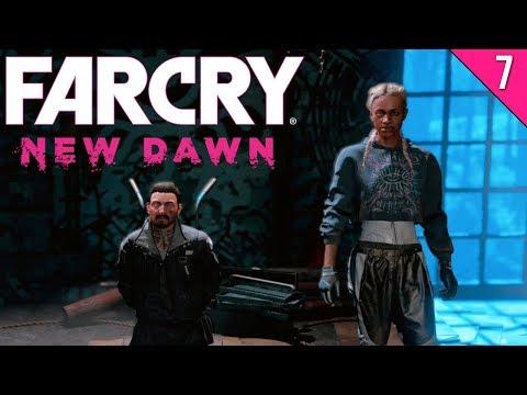 FAR CRY NEW DAWN #7 | RUSH SECUESTRADO!! | Gameplay Español thumbnail