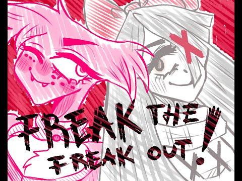 Freak the FREAK out Hazbin Hotel animatic (Varlie and RadioDust) (read desc)