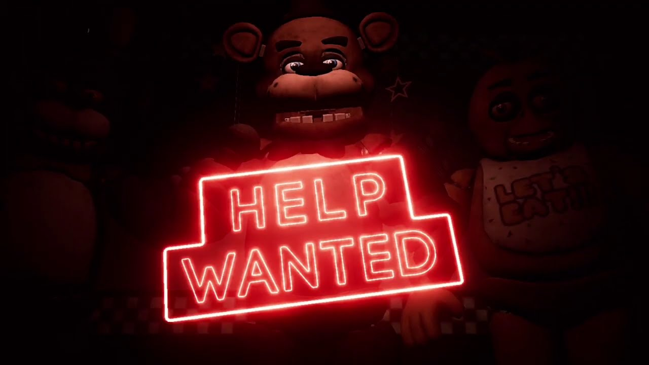 Five Nights at Freddy's: Help Wanted Google Android Trailer