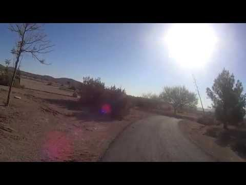 Las Vegas Wetlands Trail, Sunrise Trailhead to Lake Las Vegas, 9/6/14