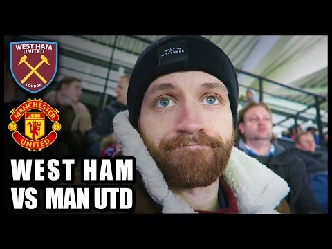 WEST HAM vs MANCHESTER UNITED - Premier League 2016/17