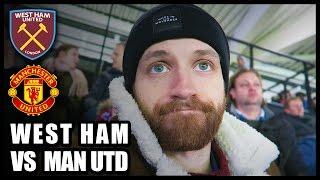 WEST HAM vs MANCHESTER UNITED - Premier League 2016/17