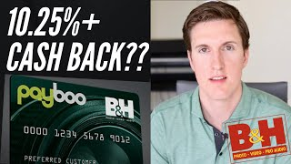 The B&H Photo Payboo Credit Card: One of the Best Cards of 2019