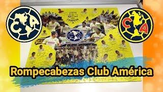 Rompecabezas Club América
