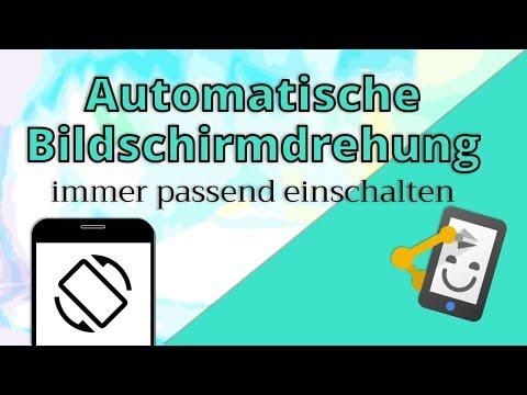 Video: Automatisch Drehen automatisch Steuern! | Automate #2
