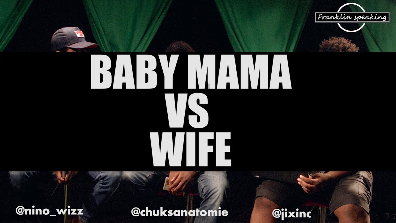 Image result for BABYMAMA versus wife