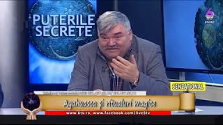 PUTERILE SECRETE 2020 01 17 - PARTEA II - AYAHUASCA ȘI RITUALURI MAGICE