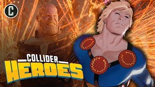 Will The Eternals Be Part of Avengers 4? - Heroes
