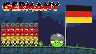 GERMANY FLAG! - Bad Piggies Inventions