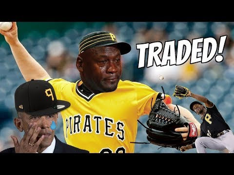 PIRATES FANS REACT TO ANDREW MCCUTCHEN TRADE TO GIANTS! + GERRIT COLE