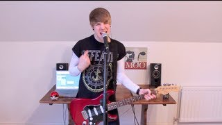I'm Not Okay (I Promise) - My Chemical Romance Cover