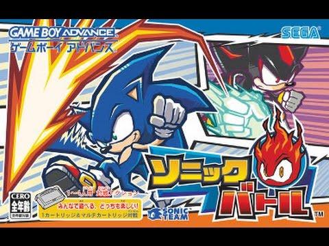 <b>Sonic Battles</b>---GBA full save: 999 skill points, Green Hill Zone ...