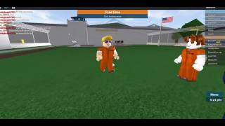 SDT ROBLOX - PRISON LIFE - PART 1 - ENJOY!!!!!!!!!