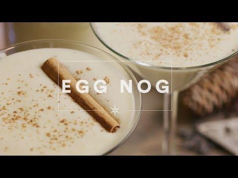 Christmas Quick Tip: #2 Egg Nog