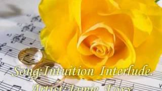 jamie foxx,intuition interlude with lyrics