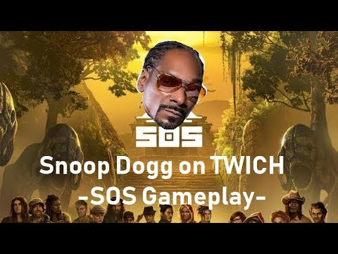 Snoop Dogg on Twitch - Enough with the chillin, lets get to killin