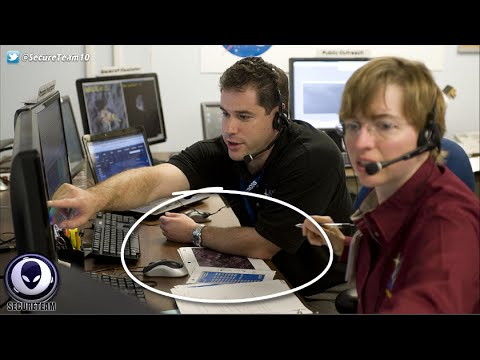 ALIEN BASE In NASA Desk Moon Photo Proves COVERUP 4/8/16